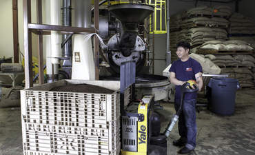 Coffee roaster abuzz with waste prevention strategy featured image