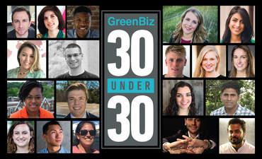 The 2017 GreenBiz 30 Under 30 featured image