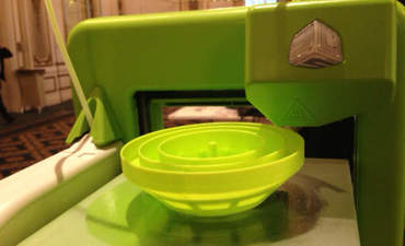 VERGE SF 2013: What sustainable 3D printing looks like featured image