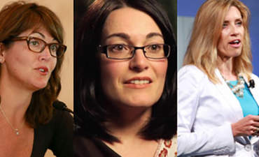 How a trio of female visionaries leaves me hopeful featured image