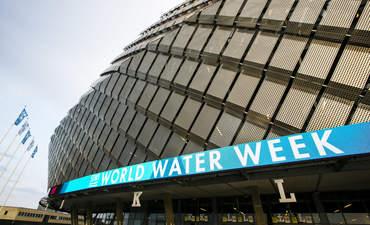 Stockholm World Water Week 2019