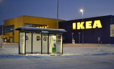 IKEA, EV Charging