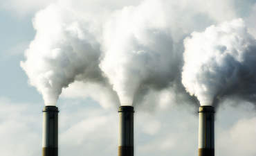 5 companies aim to capture carbon dioxide from existing smokestacks and convert it into useful products.