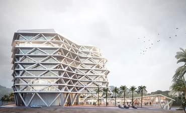 Actis Ghana building