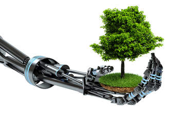 Can artificial intelligence make supply chains sustainable? featured image