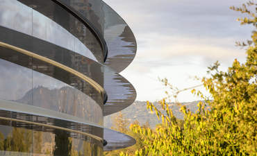Apple's new campus partially built with green bonds featured image