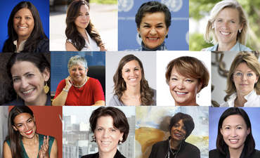 25 badass women shaking up the corporate climate movement featured image