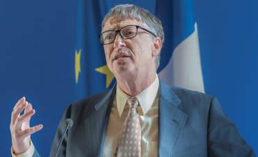 Bill Gates in 2015