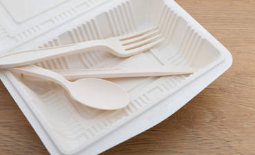 Bio-based cutlery