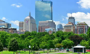 Boston urban commons environmental sustainability