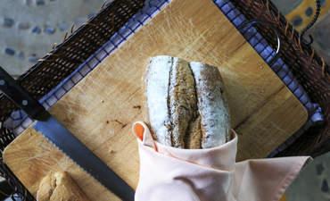 A bread basket