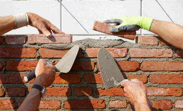 Bricklaying cooperation