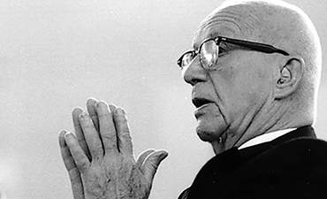 Buckminster Fuller, 'energy slaves' and the race against time featured image