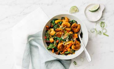 Buddah Bowl, New Wave Foods