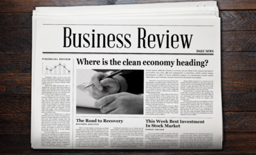 Business Review image