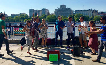 The joys of busking for a better world featured image