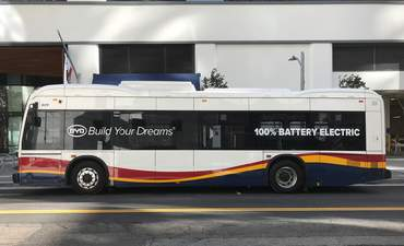 Electric buses and trucks play a leading role at GCAS featured image