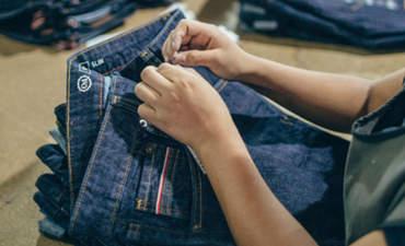 Cradle to Cradle jeans