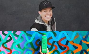 Canvas, a protein shake company