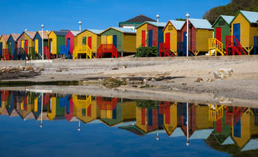 Cape Town's James Beach