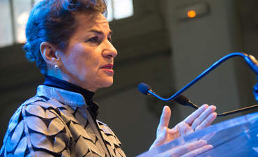 Christiana Figueres in November 2015