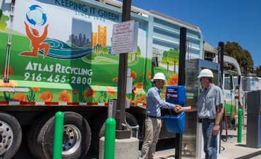 How Sacramento takes food waste from tables to gas tanks featured image