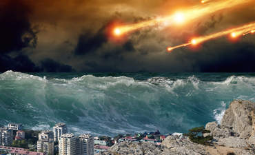asteroids climate change global risk