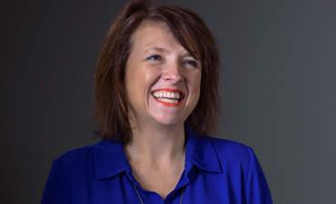 Cummins head of electrification Julie Furber
