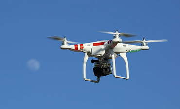 Sky's the limit: Drone makers target sustainability  featured image