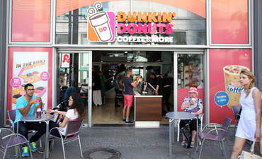 Dunkin Donuts green building