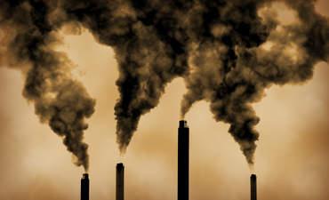 U.S. greenhouse gas emissions 2013 improving economy EPA