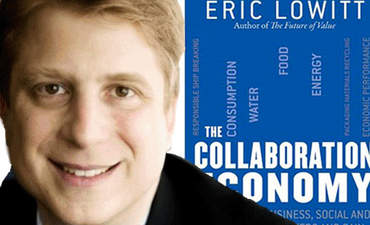 Eric Lowitt: Thinking globally, but collaboratively featured image