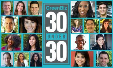 The 2016 GreenBiz 30 under 30 featured image