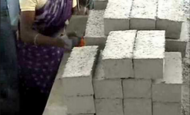 Recipe for change: Recycling coal plant residue to make bricks featured image