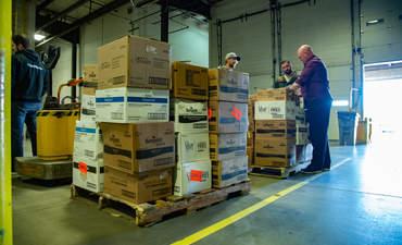 FoodMaven warehouse