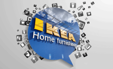 IKEA in furniture bubble