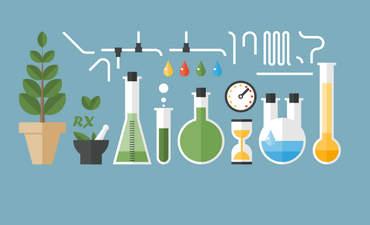Illustration of green chemistry