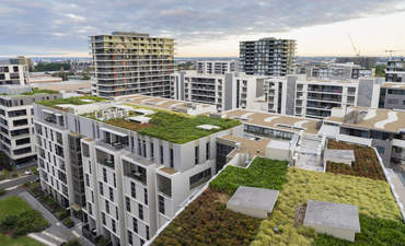 Owners, tenants raise the roof on green leases featured image