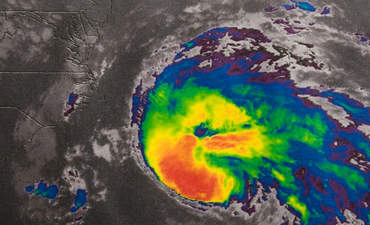 Catastrophic weather shakes up the reinsurance market featured image