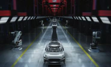 The Jaguar I-Pace electric SUV