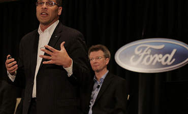 Ford's John Viera: Finding 'economic goodness' in sustainability featured image