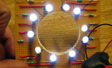 Daylight-Mimicking LEDs, Recycled Concrete Net Green Building Grants featured image