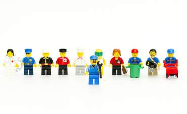 organized labor workforce pay