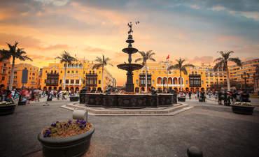 Lima, Peru.