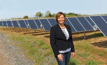 Apple VP and former EPA Administrator Lisa Jackson