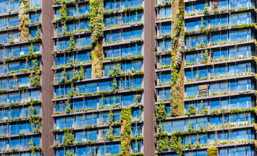 green building ecosystem services Living Future Seattle
