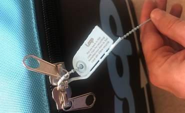 Loop tote and tag, TerraCycle