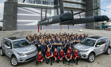 Sir Ben Ainslie eyes America's Cup win featured image