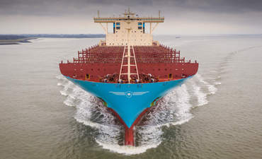 Maersk Madison ship