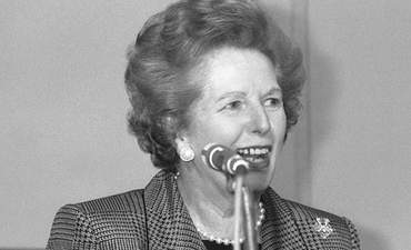 Margaret Thatcher's climate leadership featured image